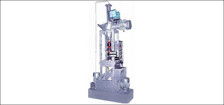 Airmax Vertical Injection Moulding Machine